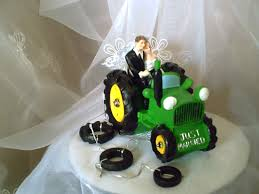tractor wedding cake topper tractor wedding cake topper atdisability