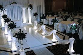 wedding arches and columns wholesale wedding columns for sale craigslist flowers sold separately
