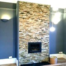 how to build a stacked stone fireplace stack stone fireplace d s stacked stone veneer fireplace surround