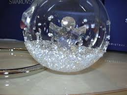 swarovski limited edition christmas ornaments christmas bauble