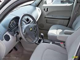 2006 Chevy Hhr Interior 2006 Dark Silver Metallic Chevrolet Hhr Lt 8486851 Photo 4
