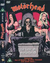 the best dvd motörhead the best of motorhead dvd at discogs