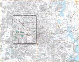 houston map with zip codes houston wall map with zip codes