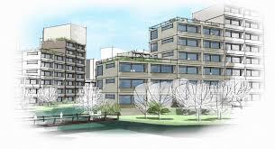 hotel building plans and designs concept for resort design pdf