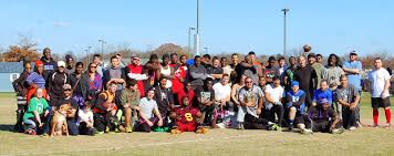 the turkey bowl in seaford is all about bringing the community