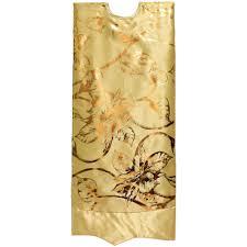 time decor gold foil poinsettia 48 tree skirt
