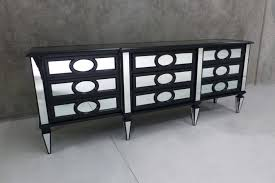 sophisticated and contemporary mirrored sideboard timeless