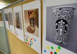 Cup Design Finalists Chosen For Starbucks Partner Cup Design Contest