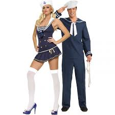 sailor halloween costume party city sailor couples costume