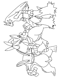 pokemon coloring pages white kyurem high tech venusaur coloring pages pokemon ex with mega charizard