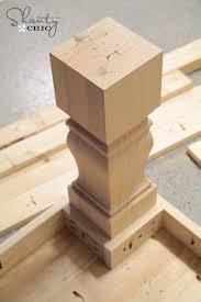 chunky wood table legs wood coffee table legs regarding wood coffee table legs jpg