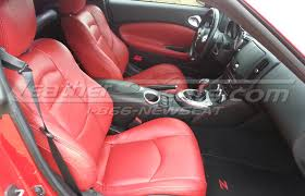 Nissan 370z Interior Nissan 370z Seat Covers Velcromag