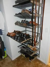Hanging Shoe Caddy by Hanging Shoe Shelf Here U0027s To A Full Life