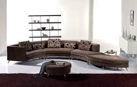 fendi casa black stingray leather circular sofa chairish image of