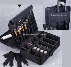 makeup artist box 2018 high quality professional makeup organizer bolso mujer