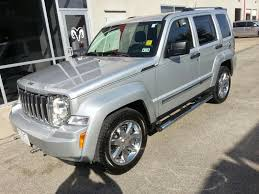 jeep liberty 2015 for sale 19 991 silver 2010 4wd jeep liberty limited edition 51k miles