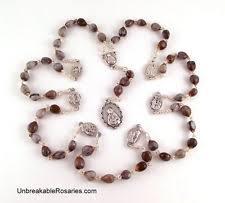 rosary of the seven sorrows seven sorrows of rosary ebay