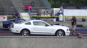 2001 Shelby Mustang 2005 Corvette Vs 2007 Shelby Cobra Gt 500 At Byron Dragway Youtube