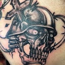 horrible army skull and attractive cross golfian com