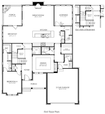 plymouth floor plan at chapel cove the reserve in charlotte nc