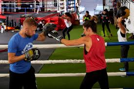 best boxing classes in los angeles for a knockout workout