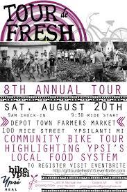 Al S Garden Art Growing Hope U0026 Bike Ypsi Team Up On August 20th For Tour De Fresh