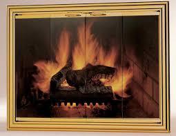 masonry fireplace glass doors fleshroxon decoration