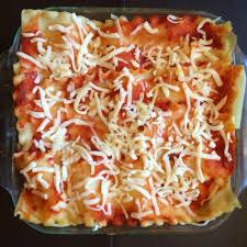 roasted vegetable lasagna u2013 wine dine repeat