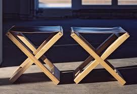 x stool by lindner stylepark