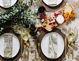 your thanksgiving table is going modern above beyondabove