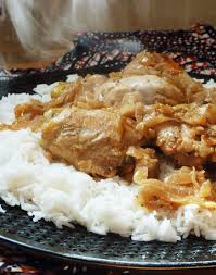cuisine malienne mafé yassa poulet venu tout droit du sénégal un grain de flolie