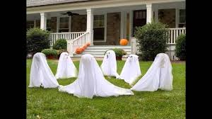 Cute Outdoor Halloween Decorations by Stunning Halloween Outdoor Decorations Youtube