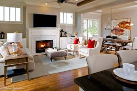Model Home Living Room by Residential Interiors Marty Paoletta