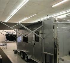 Trailer Awning Trailer Awnings Manual And Automatic Awnings Trailer Accessories
