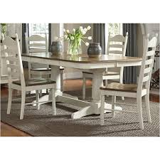 liberty dining room sets 278 t4202 liberty furniture springfield double pedestal table