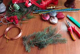 Make Your Own Christmas Decoration - how to be creative and make your own christmas tree ebay