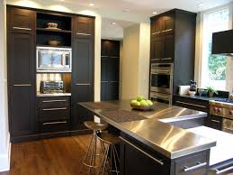 Built In Toaster Modern Sleek Kitchen Contemporary Kitchen Charlotte By Dci