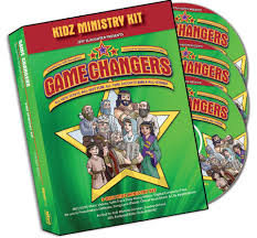game changers resources kids
