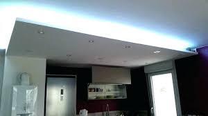 eclairage faux plafond cuisine eclairage plafond cuisine led scienceandthecity info