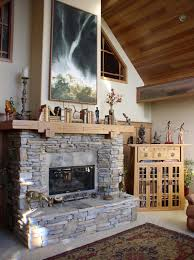 Arts And Crafts Living Room by Heistand Woodwork