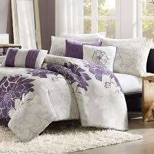 Full Size Purple Comforter Sets Purple Bedroom Ideas Purple Comforter Sets