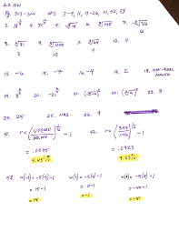 Linear Sequences Worksheet Chapter 6 Exponential Functions And Sequences Mr Roos