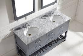Bathroom Vanities Usa by Virtu 60 Inch Caroline Estate Bathroom Vanity Sink