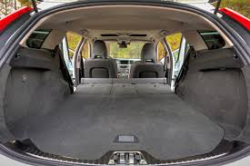 volvo station wagon interior volvo v60 cross country elegant versatile wagon nerdwallet