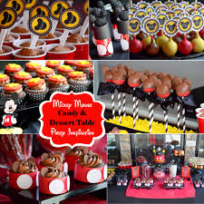 Birthday Candy Buffet Ideas by Mickey Mouse Dessert Tables And Candy Buffets Party Inspiration