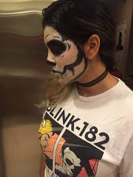 Blink 182 Halloween Shirt by Yonkz On Twitter