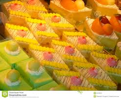 colorful cakes pastries stock photography image 2278632