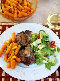 Barefoot Contessa Lamb by Lamb Chops And Orange Glazed Carrots Great Eight Friends