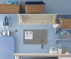 In Wall Shelves by Showy Laundry Room Design Ideas Ikea Along With Ikea Laundry Room