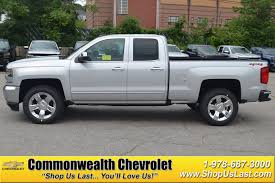 new 2018 chevrolet silverado 1500 ltz extended cab pickup in